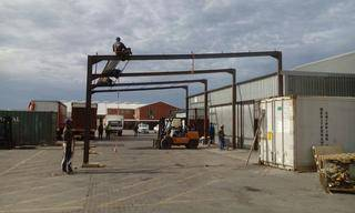 steel structure 1b